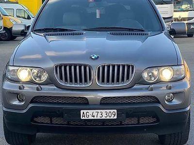 gebraucht BMW X5 3.0d 2004 Facelift 218PS
