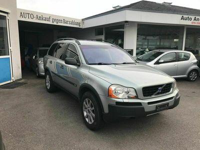 gebraucht Volvo XC90 D5 AWD Geartronic