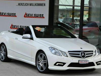 gebraucht Mercedes E350 CGI BlueEfficiency 7G-Tronic