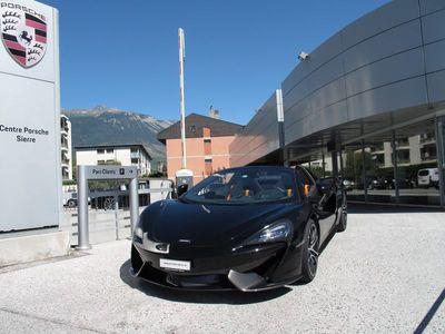 gebraucht McLaren 570S Spider 3.8 V8 SSG