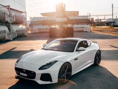 gebraucht Jaguar F-Type SVR