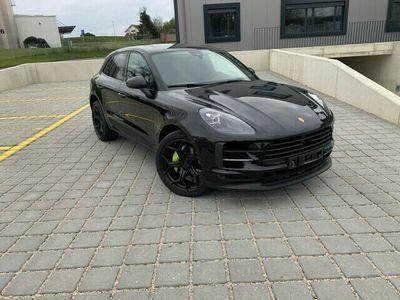 gebraucht Porsche Macan S PDK