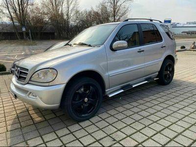 gebraucht Mercedes ML400 M-Klasse Mercedes Benz- Ab MFK/Service