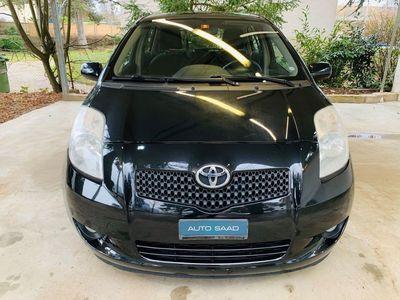 gebraucht Toyota Yaris 1.3 City