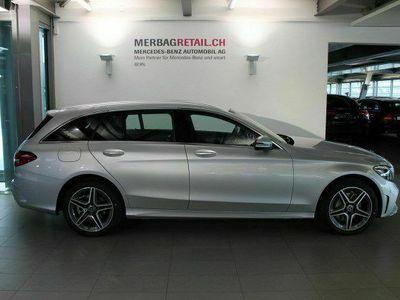 gebraucht Mercedes C200 C-Klasse C 200 Swiss Star AMG L.4M C-KlasseSwiss Star AMG L.4M