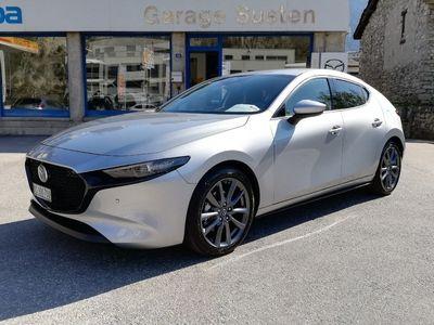 gebraucht Mazda 3 Hatchback SKYACTIV-X M Hybrid 180 Revolution AWD Automat