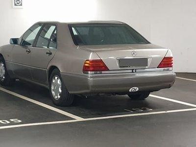 gebraucht Mercedes 500 S-KlasseW140
