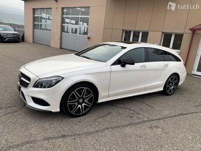 gebraucht Mercedes CLS500 Shooting Brake CLS 5004M...