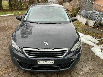 gebraucht Peugeot 308 SW 1.6 BlueHDi - 47277 km, 2014, MFK