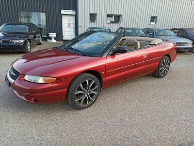gebraucht Chrysler Stratus 2.5 V6 Endeavor