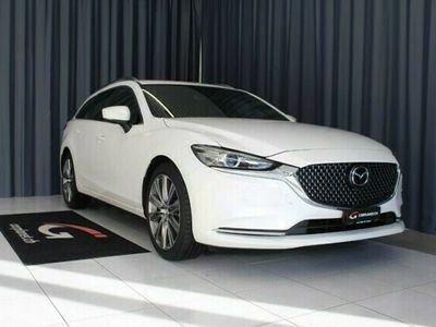 gebraucht Mazda 6 Sport Wagon 2.5 Revolution Pack