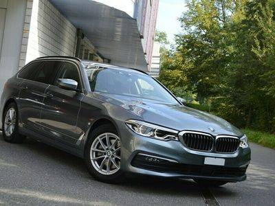 gebraucht BMW 520 d xDrive Touring Steptronic I Live Cockpit I Anhängerkupplung I ACC Abstandstempomat I Harman