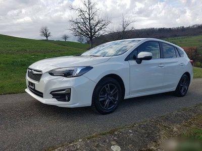 gebraucht Subaru Impreza 2.0iS 2017 41'000km