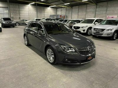 gebraucht Opel Insignia Country Tourer  2.0 CDTI 4WD Automatic