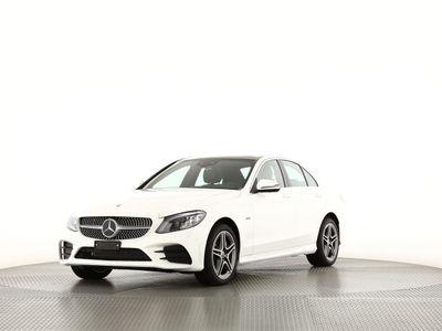 gebraucht Mercedes C300 e AMG Line 4Matic 9G-Tronic