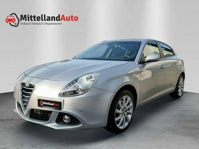 gebraucht Alfa Romeo Giulietta 1.4 MultiAir Exclusive TCT