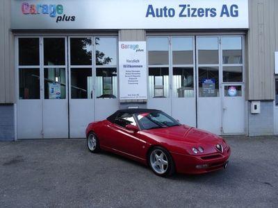 gebraucht Alfa Romeo Spider 3.0 V6
