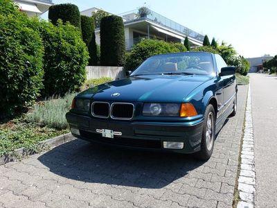gebraucht BMW 320 Cabriolet 3er i Jg. 1996