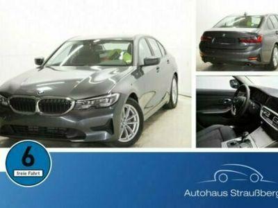 gebraucht BMW 318 d Aut. Lim. Navi BusinessP. DrivAs NP:51.000€