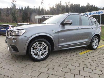 gebraucht BMW X3 xDrive 28i Steptronic M Paket