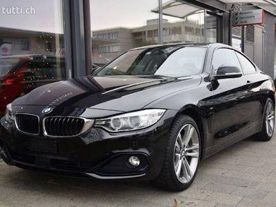 gebraucht BMW 435 Coupé xDrive Sport Line Steptronic