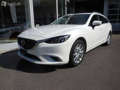 gebraucht Mazda 6 D 150 Ambition AWD