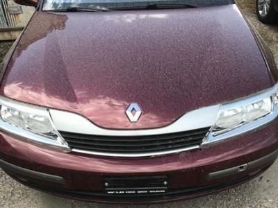 gebraucht Renault Laguna 2.0 Benzin