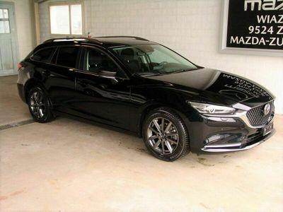 gebraucht Mazda 6 Sport Wagon 2.0 Ambition AT