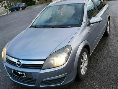 gebraucht Opel Astra 1.9 Cdti