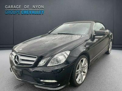 gebraucht Mercedes E350 CGI BlueEfficiency