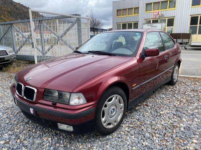 gebraucht BMW 318 Compact 3er Compact ti