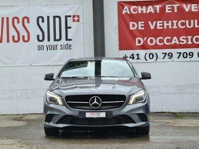 gebraucht Mercedes CLA220 CDI AMG Line 7G-DCT