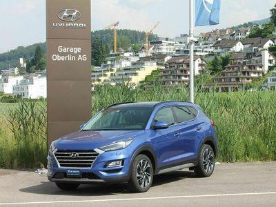 gebraucht Hyundai Tucson 1.6 TGDI Vertex 4WD DCT