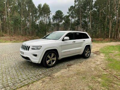 gebraucht Jeep Grand Cherokee mit neue BREMBO Bremse Service.....