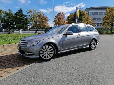 gebraucht Mercedes C350 C-Klasse Mercedes BenzCDI T 4M