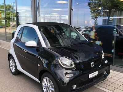 gebraucht Smart ForTwo Coupé EQ passion