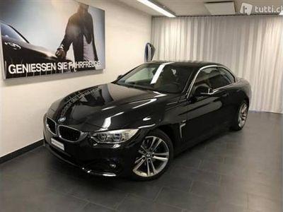 gebraucht BMW 430 4er i Cabrio Sport Line