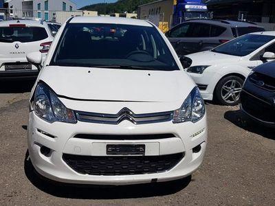 gebraucht Citroën C3 1.2i Exclusive ETG5