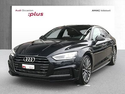 gebraucht Audi A5 Sportback 3.0 TDI quattro tiptronic