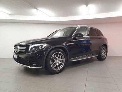 gebraucht Mercedes GLC250 GLC-Klassed AMG Line 4m