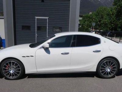 gebraucht Maserati Ghibli D3.0 V6 automatica
