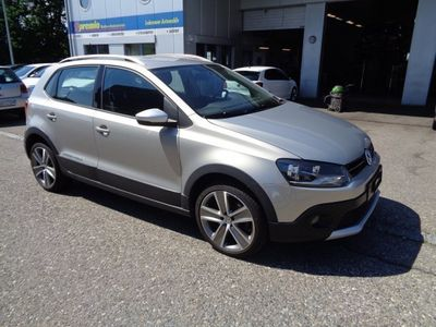 gebraucht VW Polo Cross 1.2 TSI