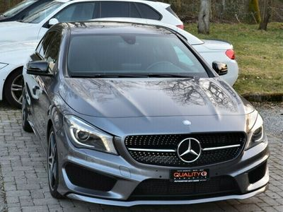 gebraucht Mercedes CLA200 Shooting Brake CLA-Klassed AMG Line 7G-DCT