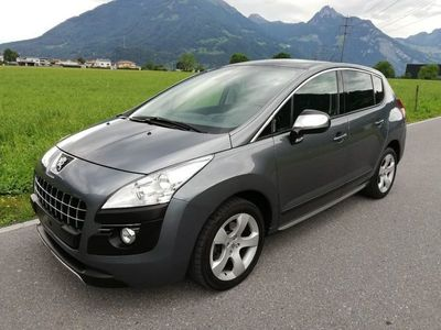 gebraucht Peugeot 3008 1.6 16V T Swiss Edition