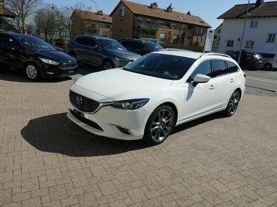 gebraucht Mazda 6 Sportwagon 2.2 D 16V HP Revolution Automatic