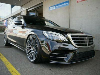 gebraucht Mercedes S350 d 4Matic 9G-Tronic AMG