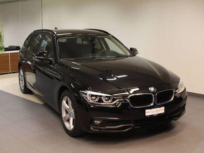 gebraucht BMW 320 d Touring xDrive