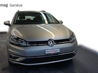 gebraucht VW Golf Variant 2.0 TDI Comfortline 4Motion DSG