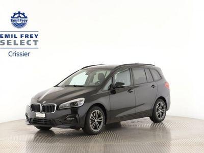 gebraucht BMW 218 Gran Tourer d xDrive Sport-Line