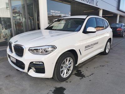gebraucht BMW X3 xDrive 30d M Sport Steptronic
